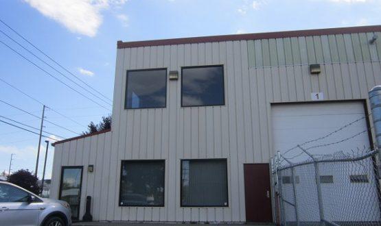 office building auction