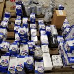 New Auto Parts Auction