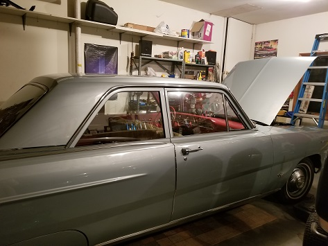 1965 Ford Fairlane - Cowley Auctions
