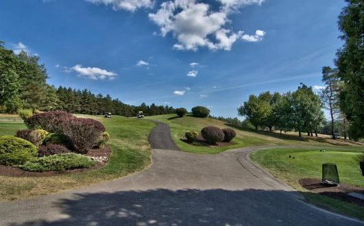 Golf Course View 01
